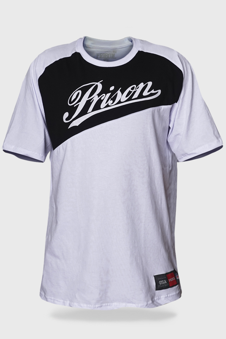 Camiseta Prison To Lean Branca