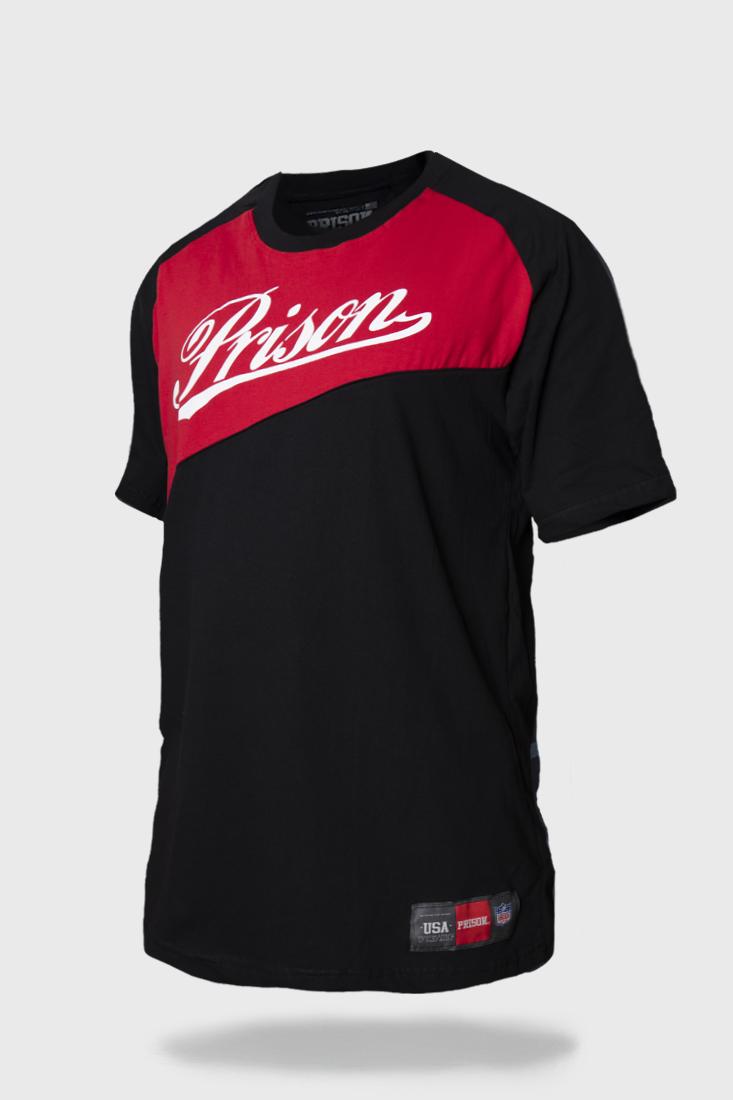 Camiseta Prison To Lean Preto