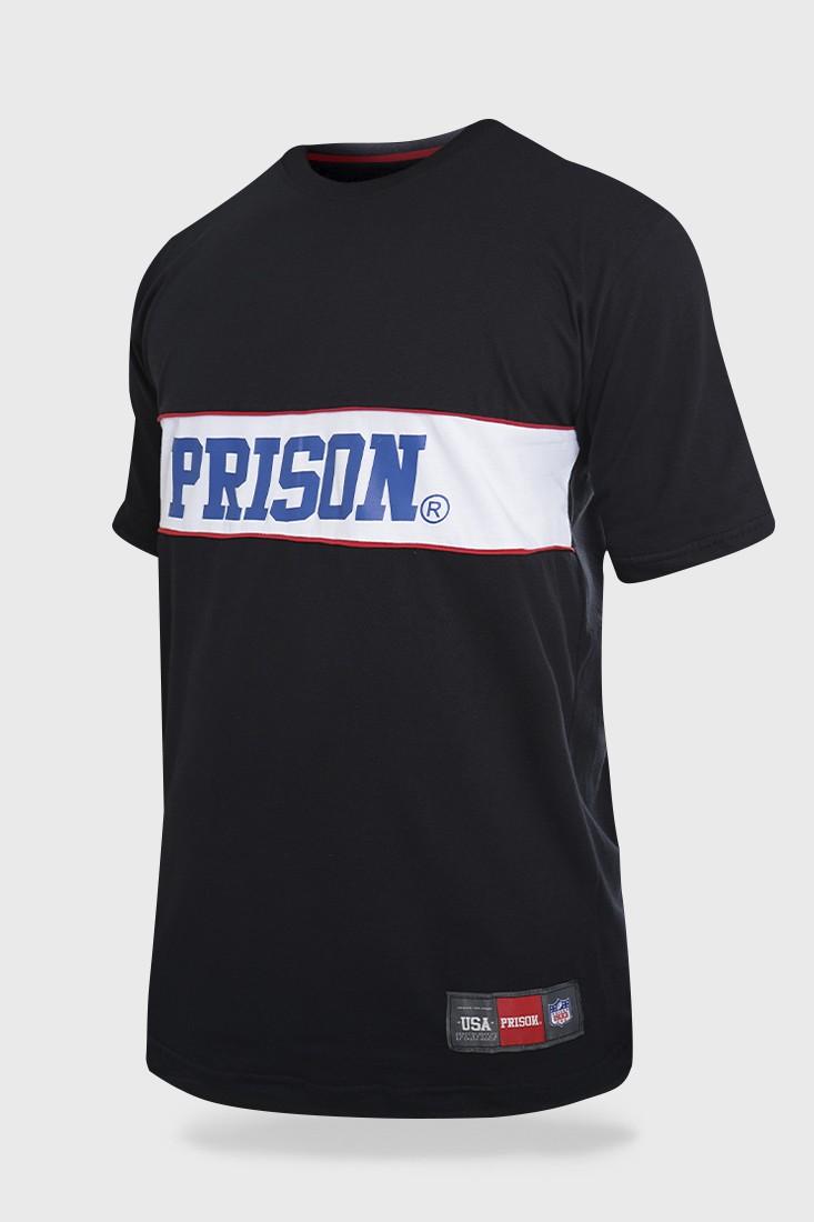 Camiseta Prison U.S. Colors