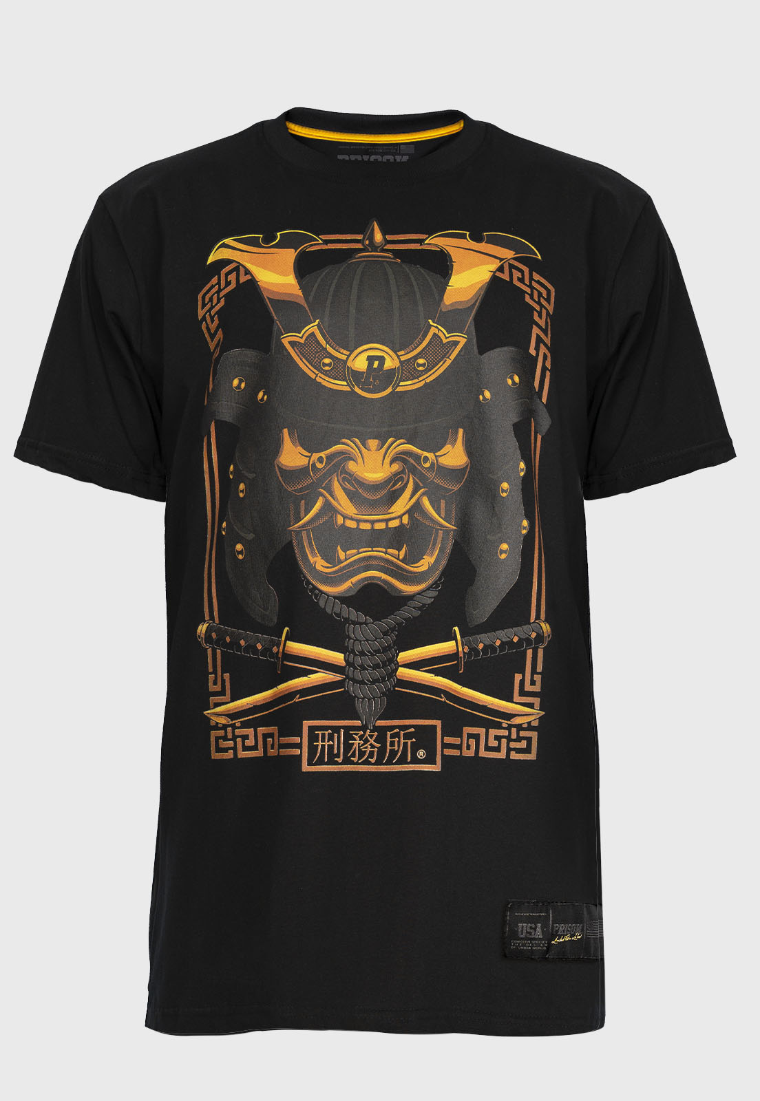 Camiseta Streetwear Shogun Prison
