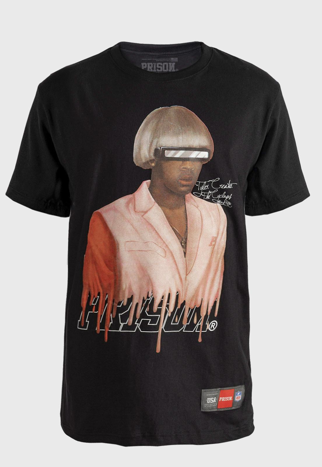 Camiseta Tyler Creator Cyclops Prison
