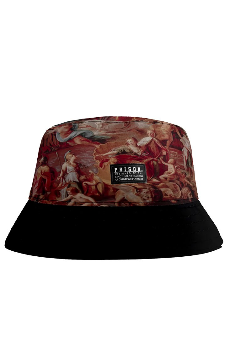 Chapéu Bucket Hat Swag Grafitte Prison