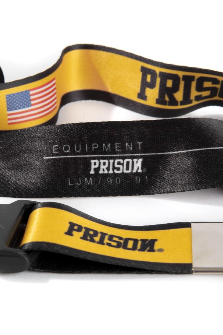 Chaveiro Cordão Prison Yellow Hype
