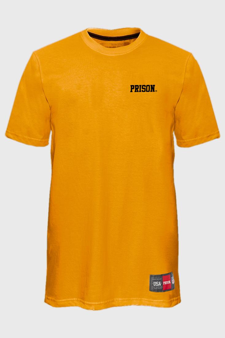 Camiseta Prison Amarela
