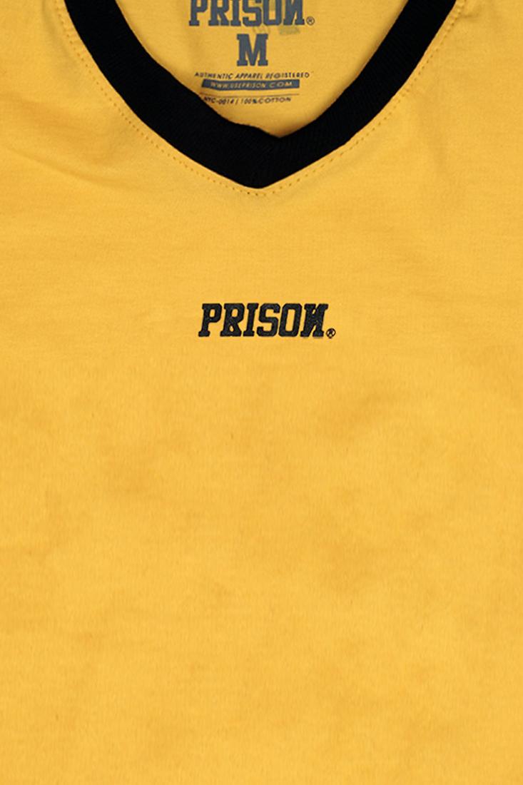 Cropped Prison original Color yellow