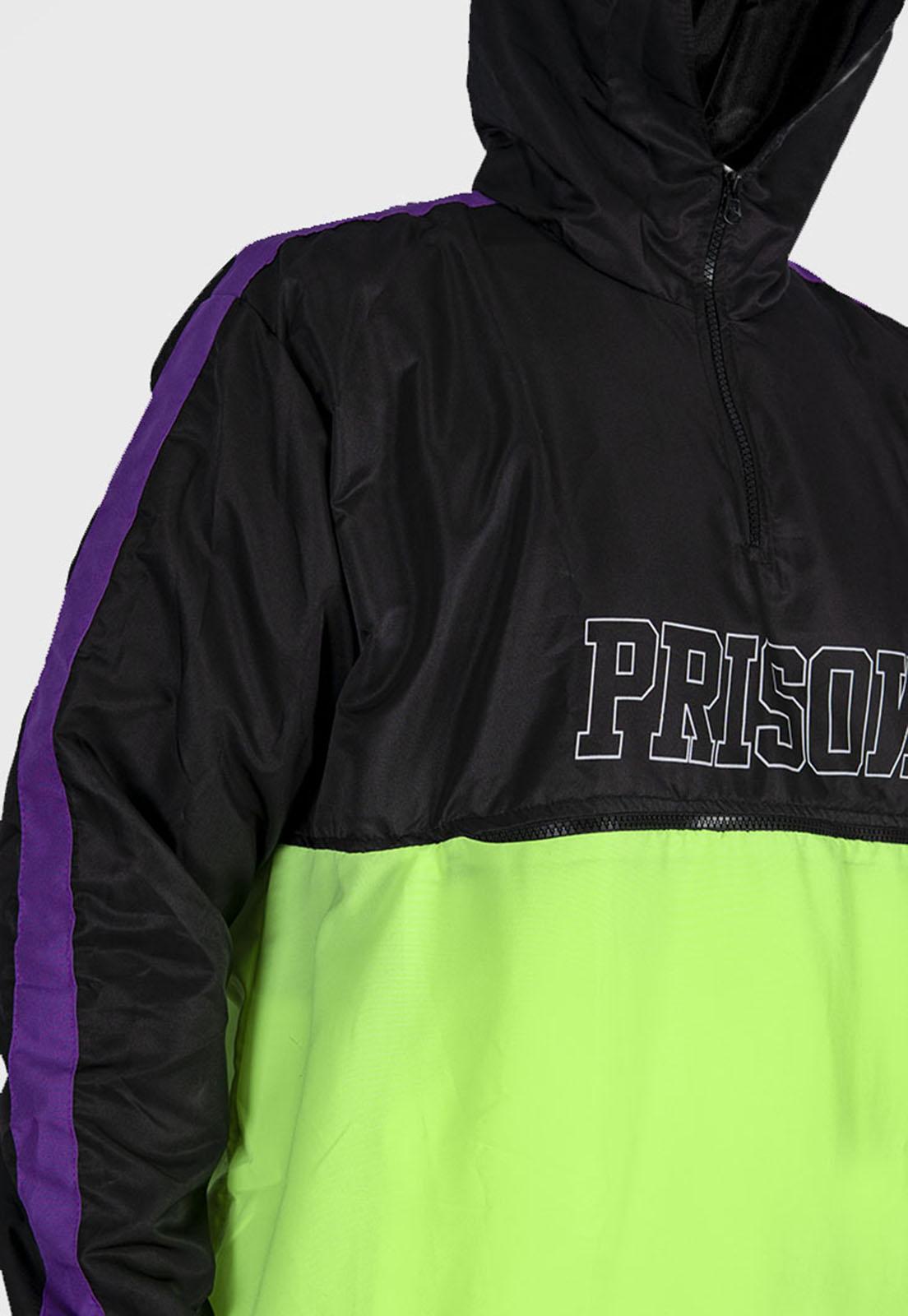 Jaqueta Corta Vento Prison Colors