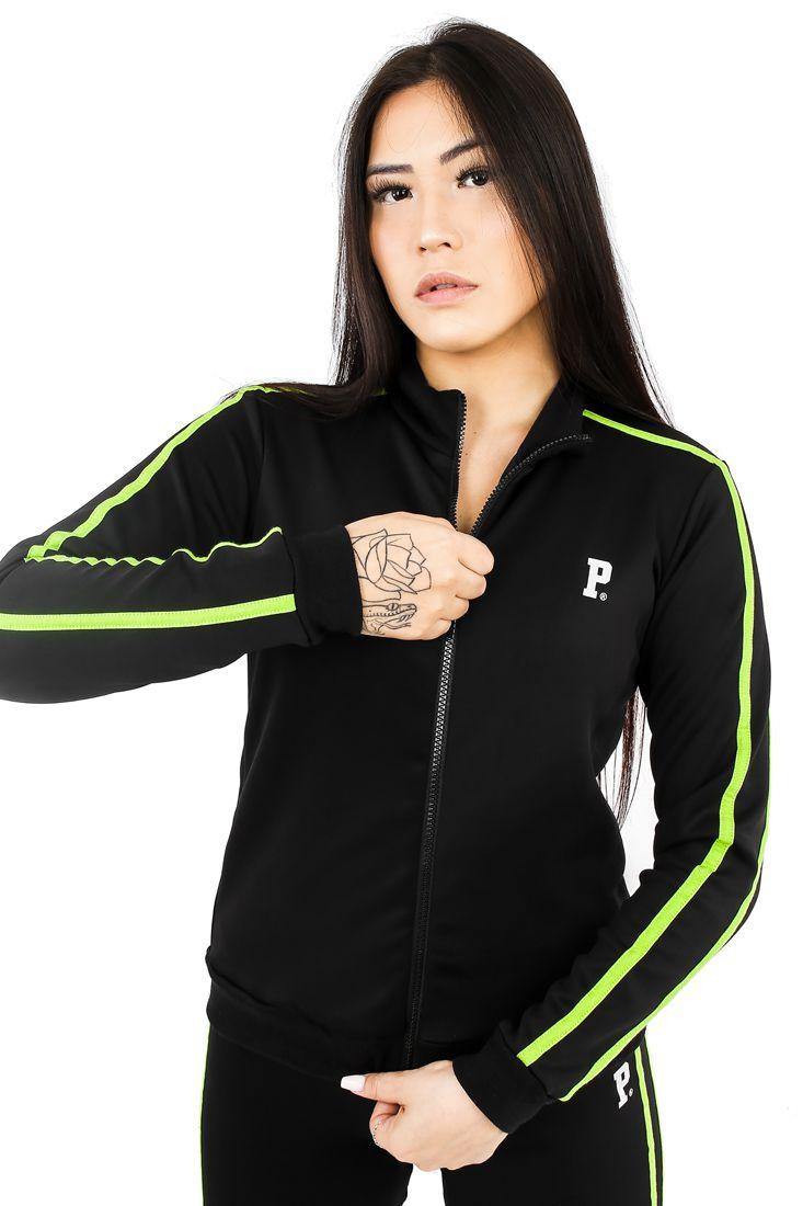 Jaqueta Jogger Prison Premium Track Feminina