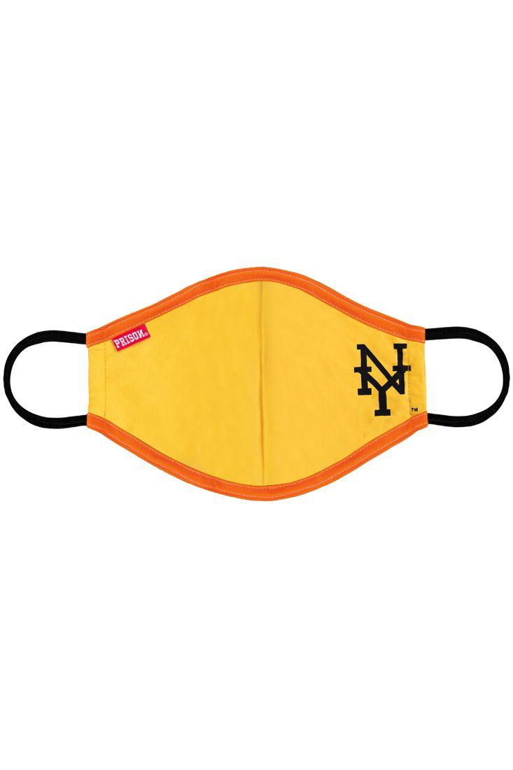 Máscara Prison® NY Amarela Orange Details