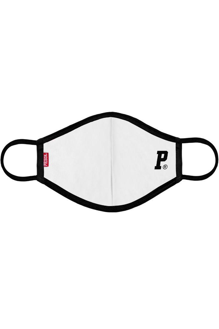 Máscara Prison® Streetwear Premium P Branca