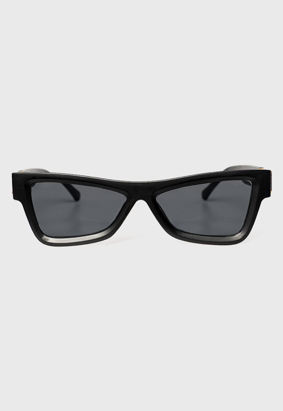 Óculos de sol Preto Prison Cali Degrade