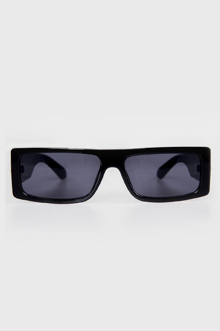 Óculos de sol Quadrado Prison Evolution Preto