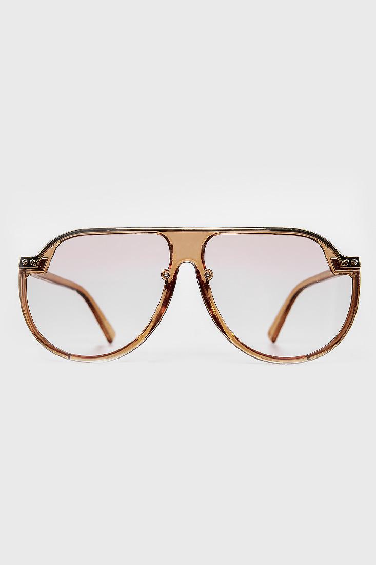 Óculos de sol Aviador redondo Prison El Patron