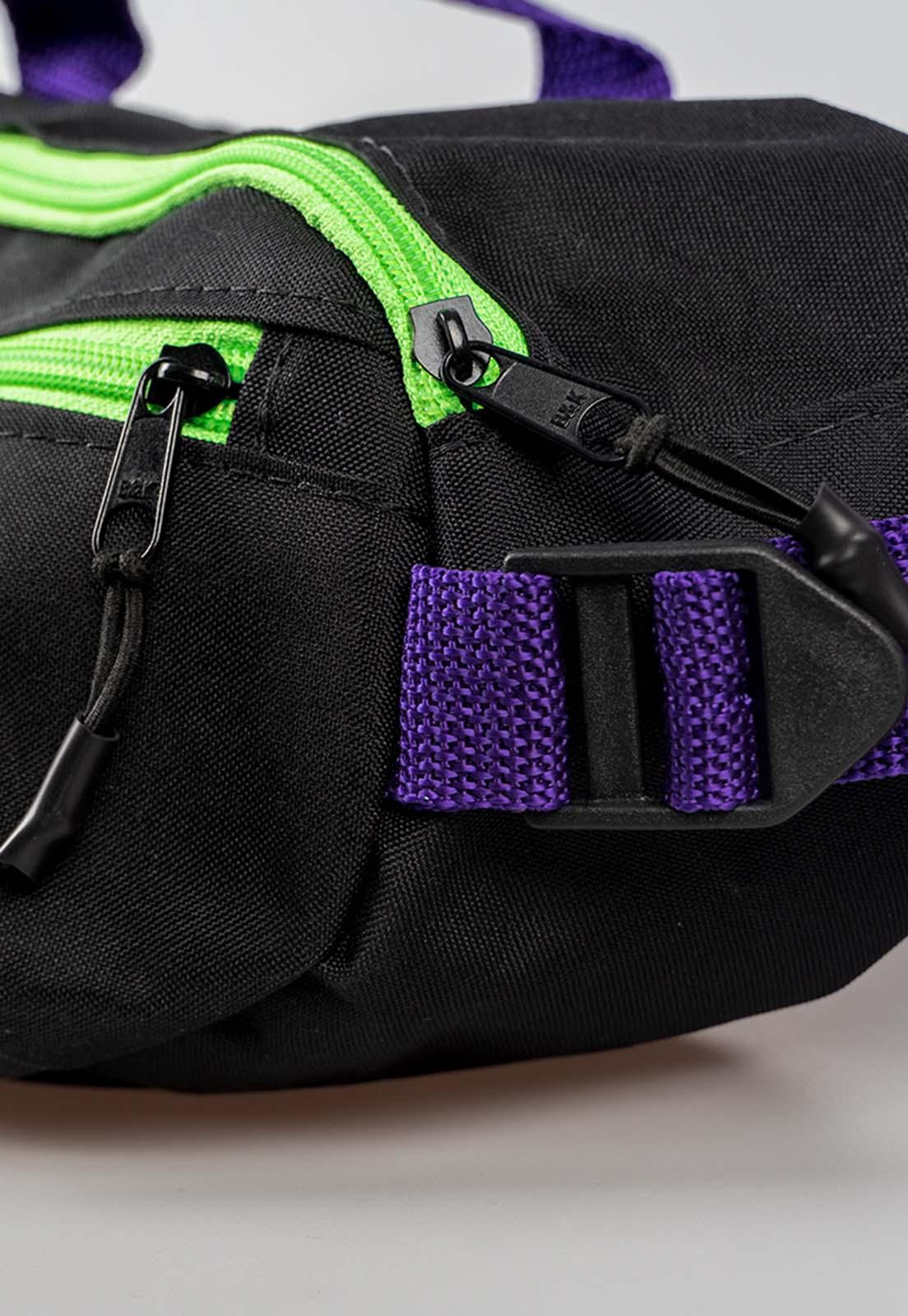Bag Pochete Prison® Purple and Green