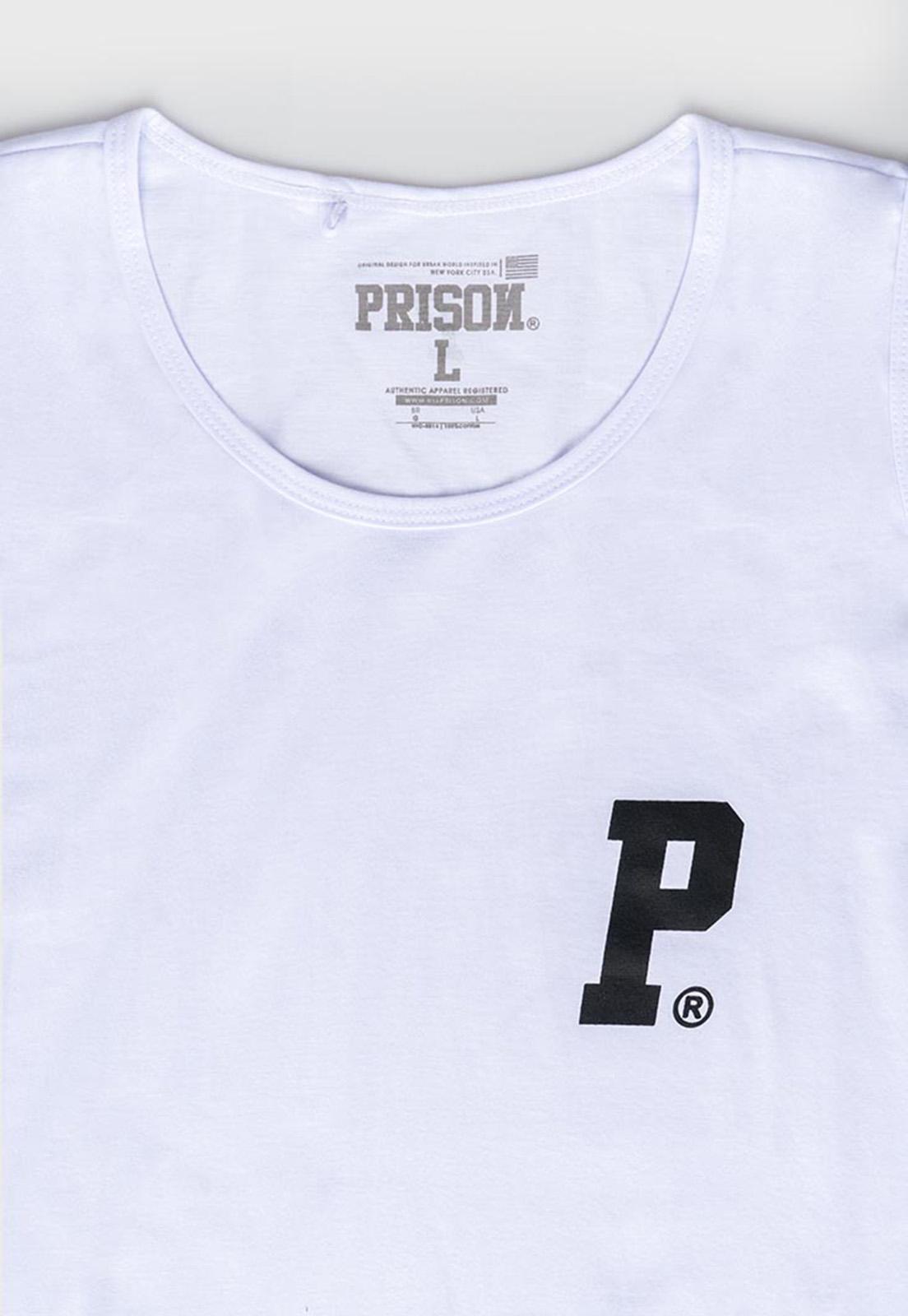 Regata Prison Basic White