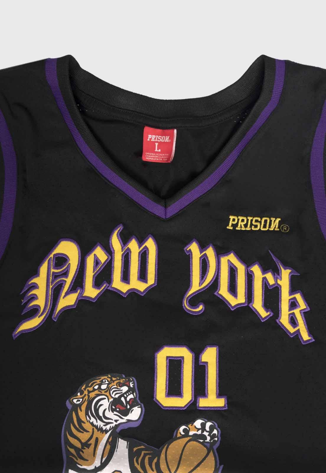 Regata Prison Basketball Black