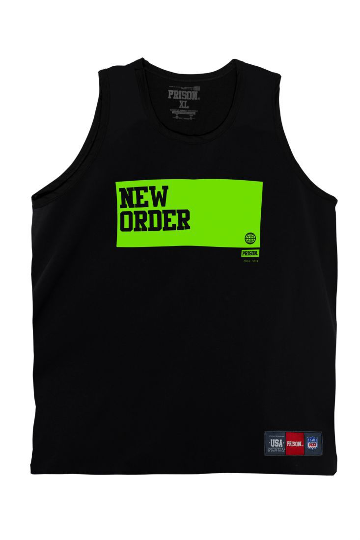 Regata Prison Green New Order
