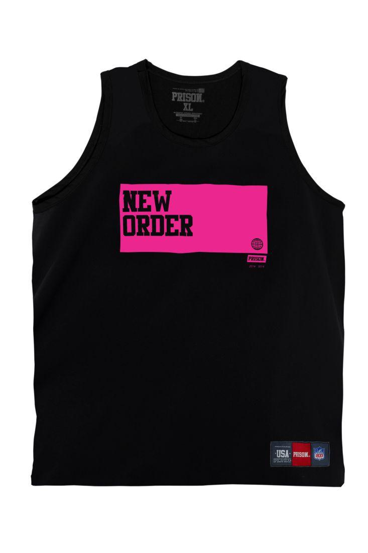 Regata Prison Pink New Order