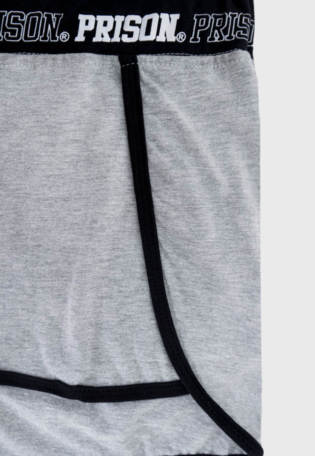 Shorts Feminino Streetwear Comfort Way Mescla