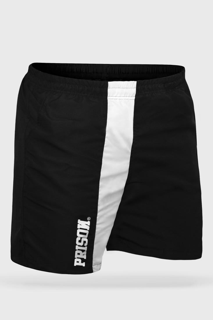 Shorts Prison Streetwear NYC Sports Preto