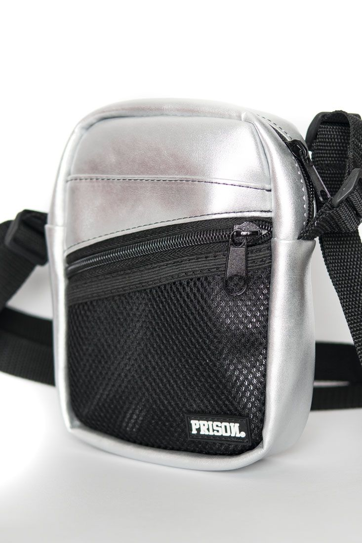 Shoulder Bag Prison Astro Prata
