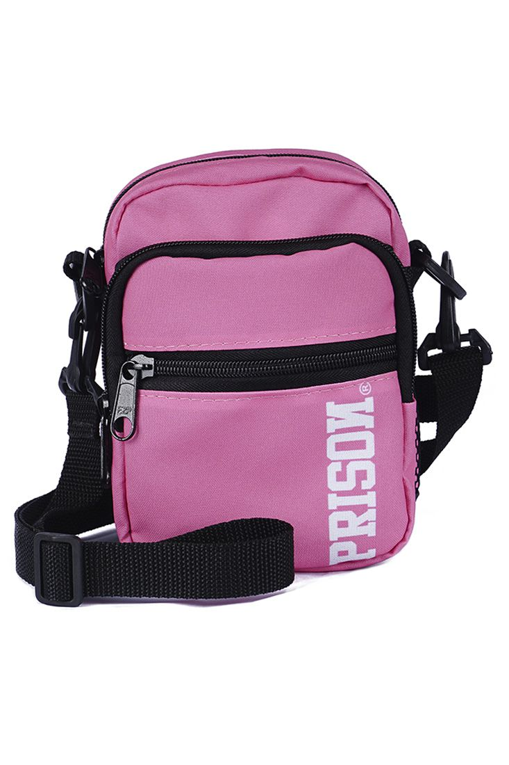 Shoulder Bag Prison Bubble Gum Rosa