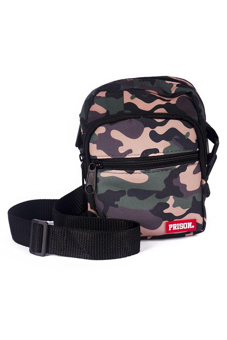 Shoulder Bag Prison Camuflada