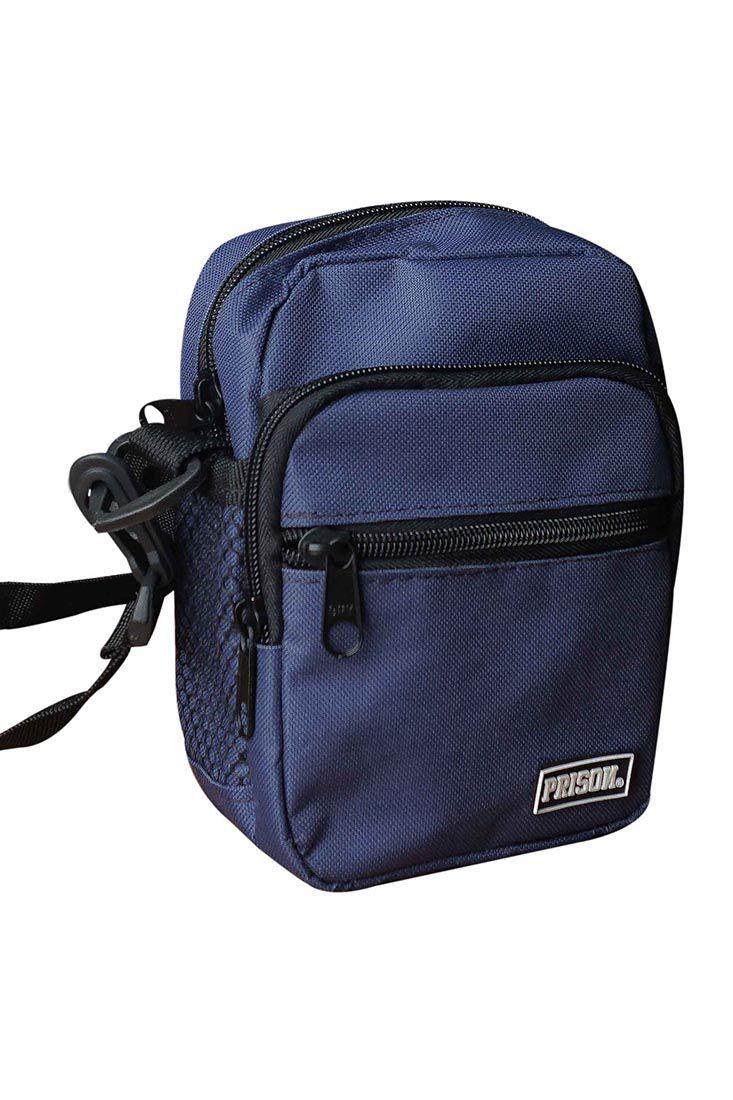 Shoulder Bag Prison Diamond Blue