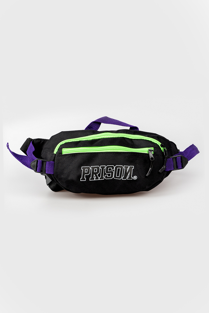 Pochete Bag Prison® Purple and Green