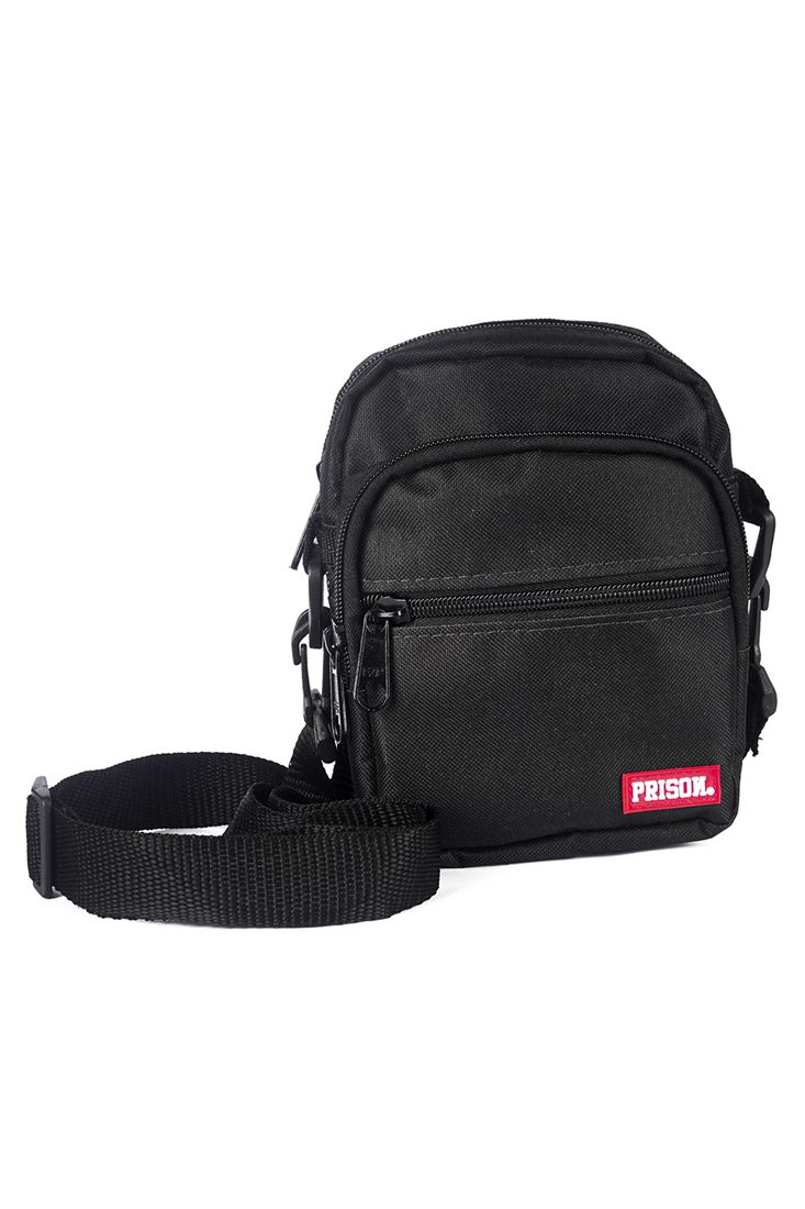 Shoulder Bag Prison Total Black Preta