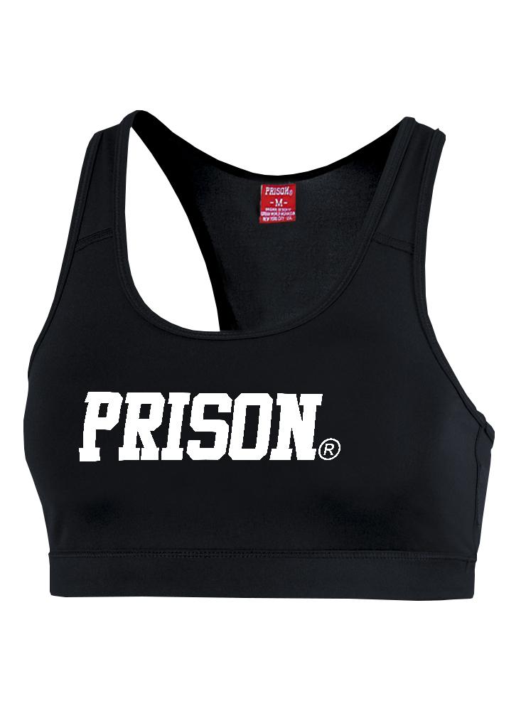 Top Feminino Prison Confort way Preto