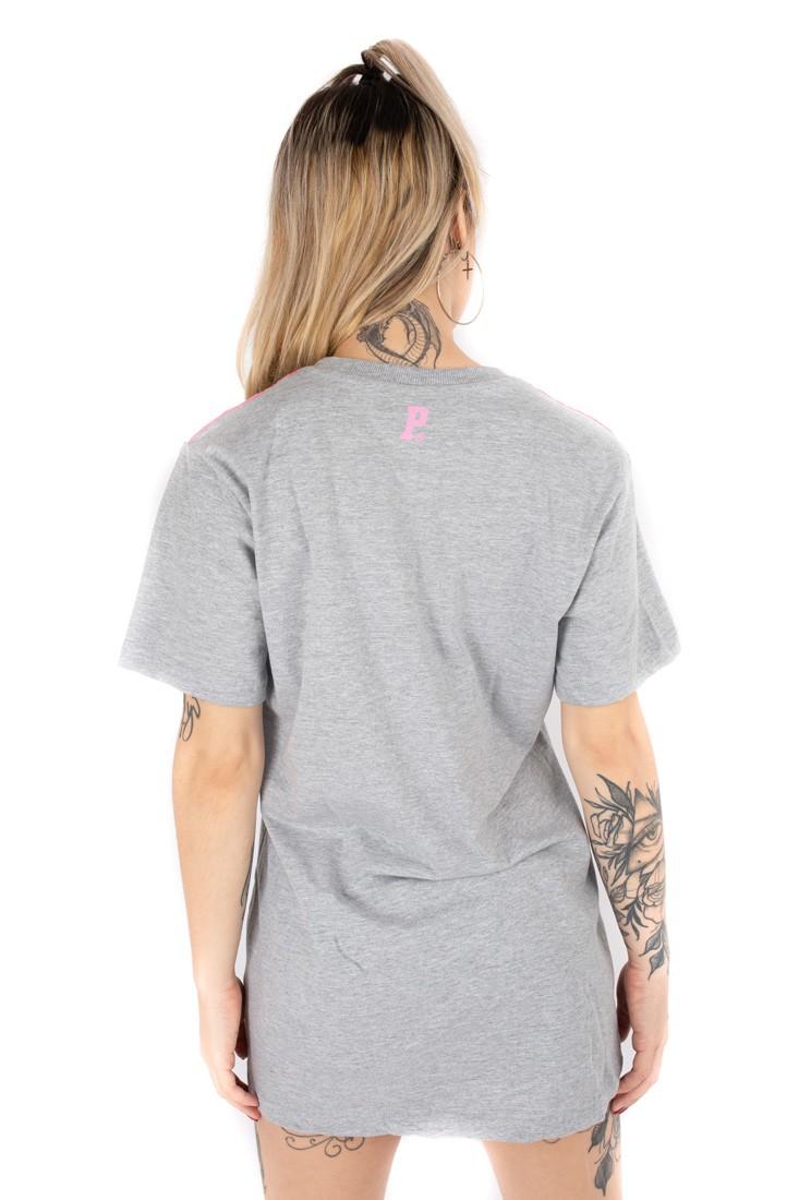 Vestido Streetwear Prison Feminino Bel Air  Cinza