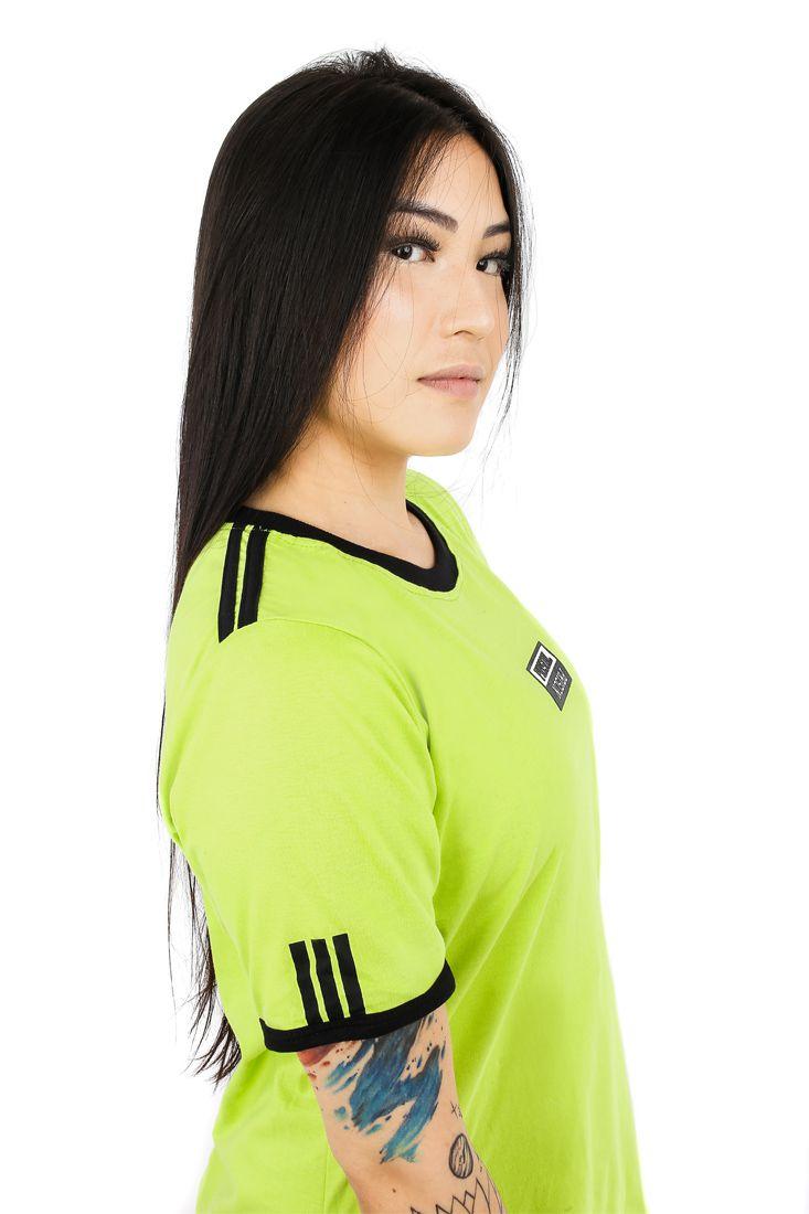 Vestido Streetwear Prison Feminino Premium Verde