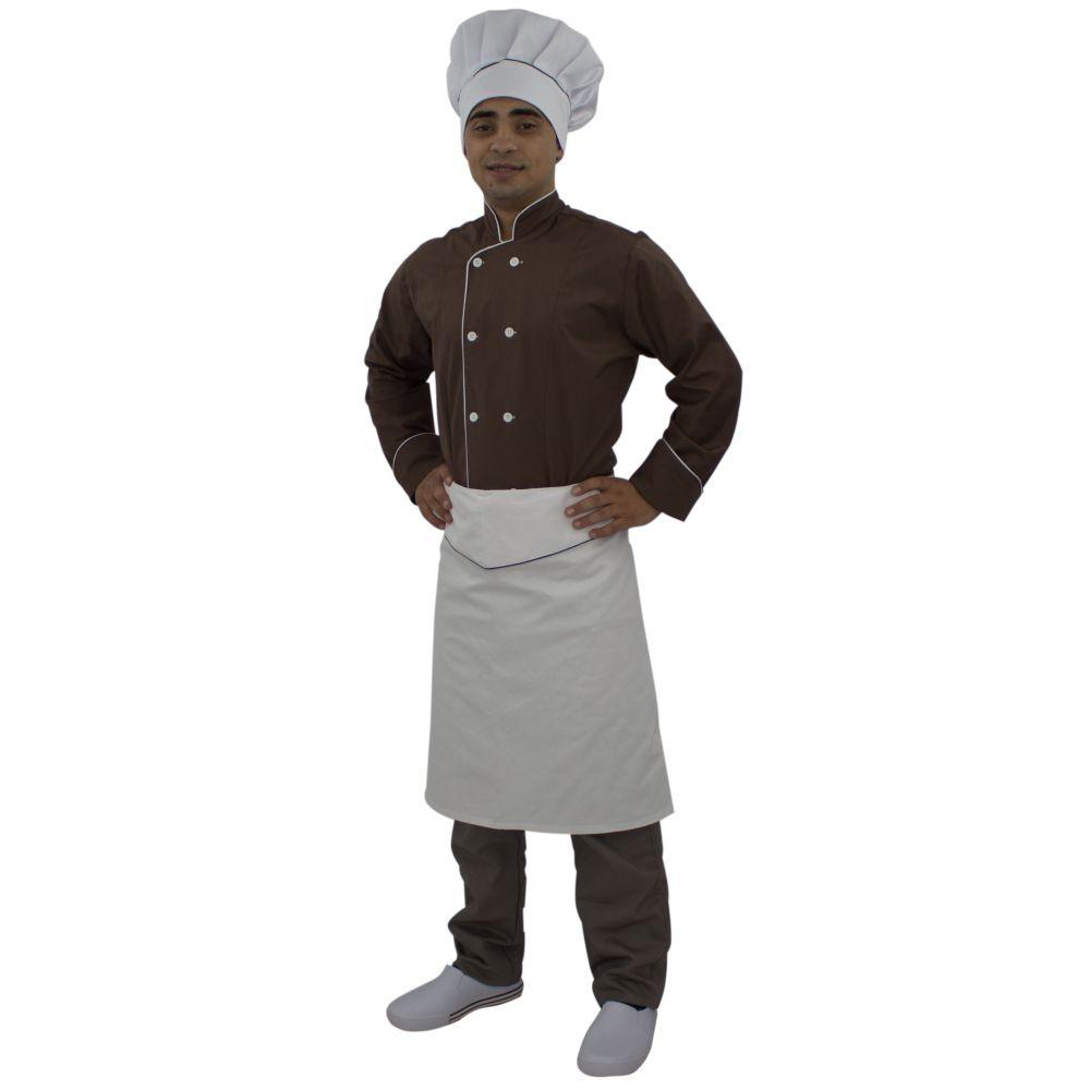 Conjunto D Lm Chap U E Avental Chef De Cozinha Wp Connect