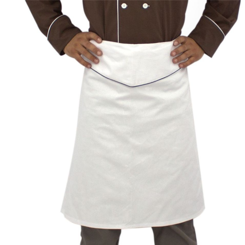 Kit Dolma Uniforme Chef De Cozinha Sapato E Avental Wp Connect
