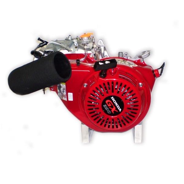 Motor Honda Preparação CBA 18HP  - 412  - Mega Kart