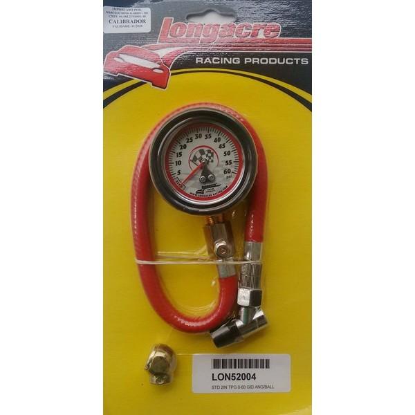 Calibrador Analógico Longracre  - 442  - Mega Kart