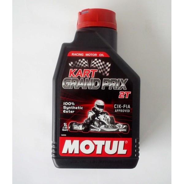 Óleo Motul 2T  Gasolina - 752  - Mega Kart