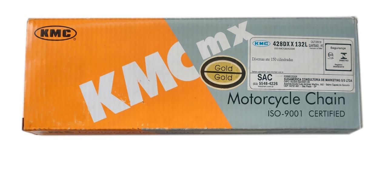 CORRENTE KMC RACE - COMPETIÇÃO - 1173  - Mega Kart