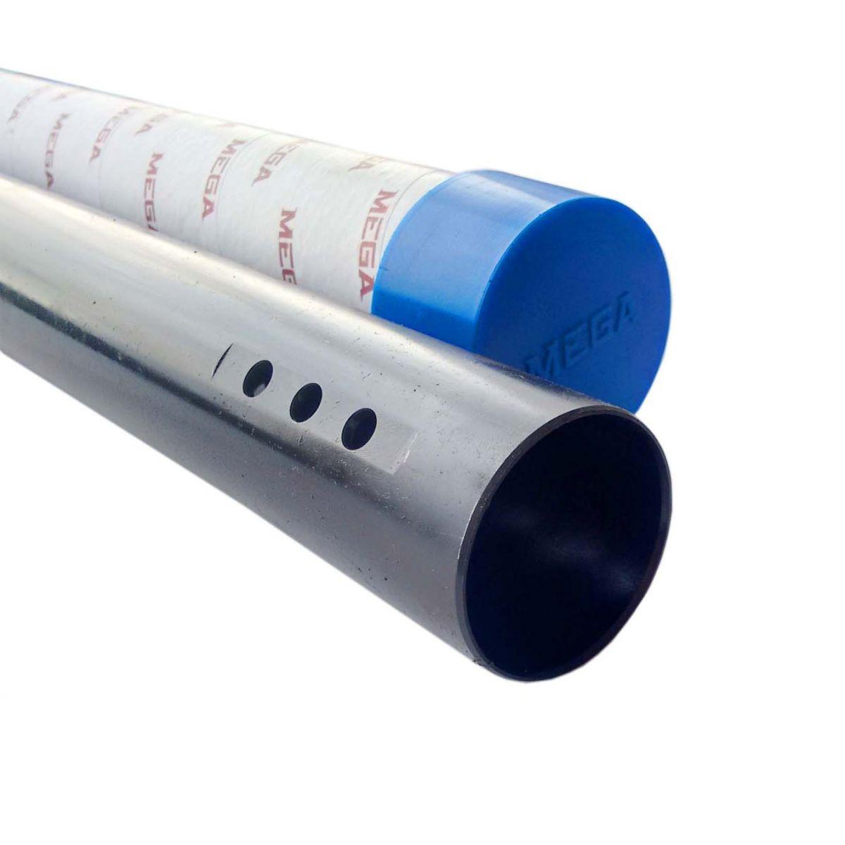 Eixo 50x2mm Azul Muito Mole - 839