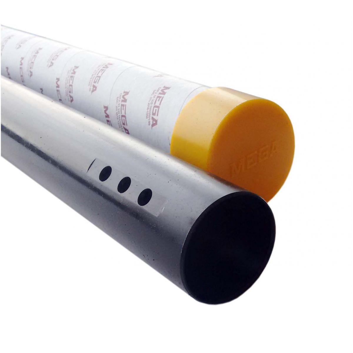 Eixo 50x2mm Amarelo Médio - 109