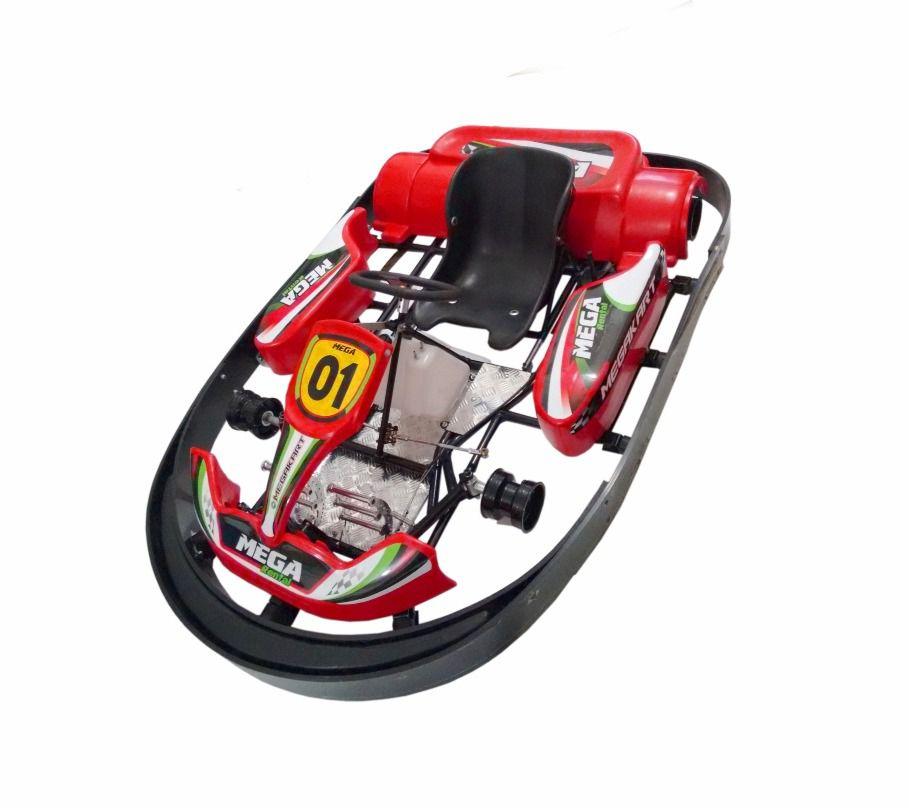 Kart Indoor com Amortecedo de Choque - 324
