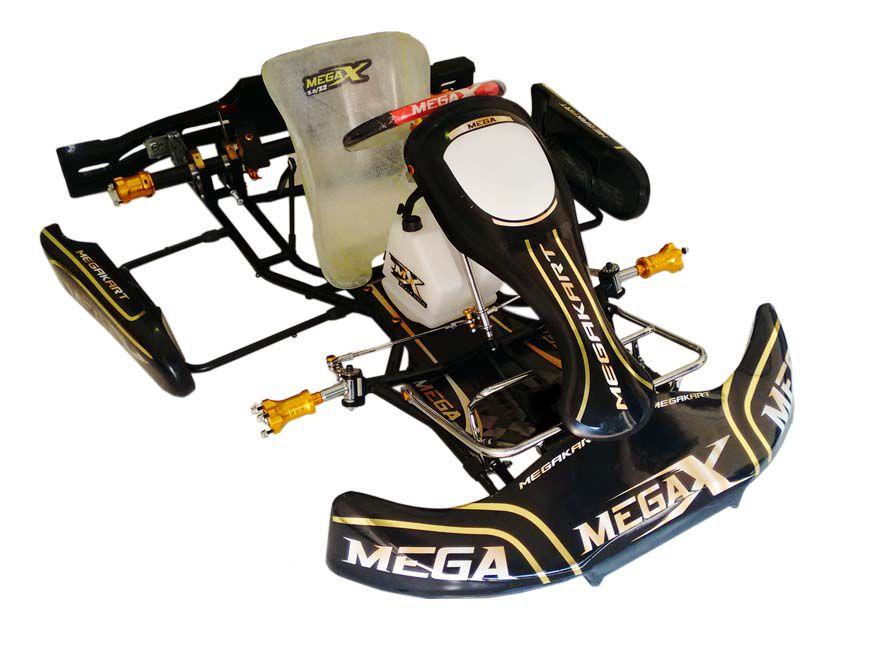 Kart Mega X - 081 -  a vista R$ 9.500,00  - Mega Kart