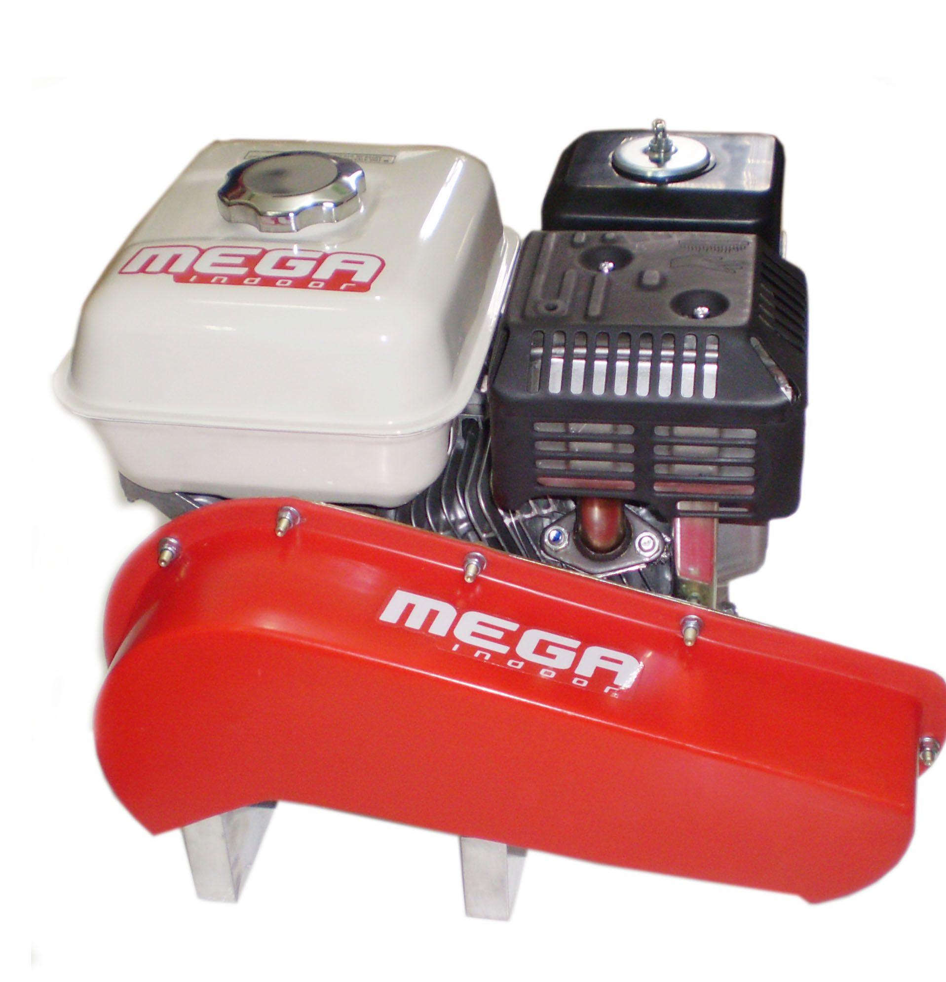 Protetor Corrente/Embreagem 6,5HP - 580  - Mega Kart