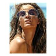 Oculos de sol Chloe Isidora original lente degrade UVA e UVB