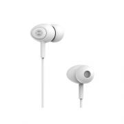 Fone De Ouvido Microfone Branco Xtrax novidade atendeligação