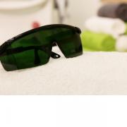 Kit2 Oculos de proteção contra raio laser luz pulsada IPL T5