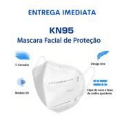 Kit 40 Mascaras KN95 FFP2 NR com 5 camadas protecao Anvisa