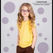 Oculos de criança infantil de 6-10 anos 5 cores inquebrável
