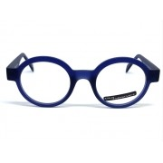 Oculos de grau azul, redondo, nota fiscal, pronta entrega