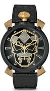 Relógio Bionic  Skull Automatic 45MM PVD